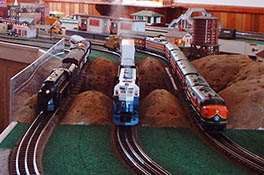 3RailLayout